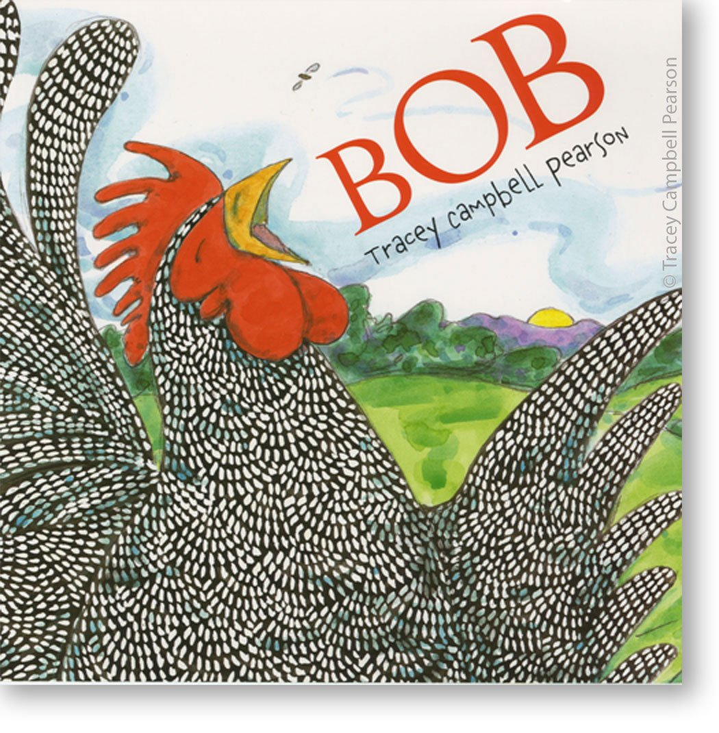Bob by Tracey Campbell Pearson