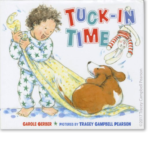 Tuck in Time illustrated by Tracey Campbell Pearson