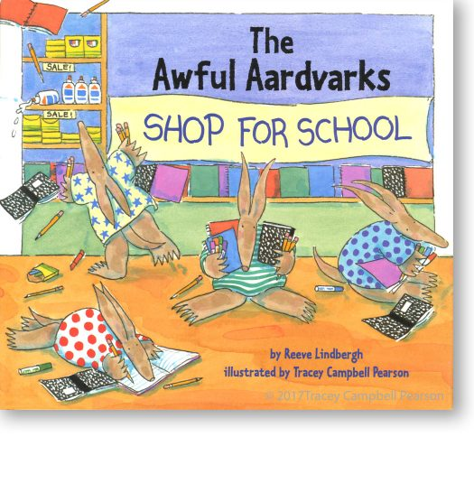 Awful-Aardvarks-Shop-for-School-cover-illustrated-byTraceyCampbellPearson-1050x1070-with-shadow-copy