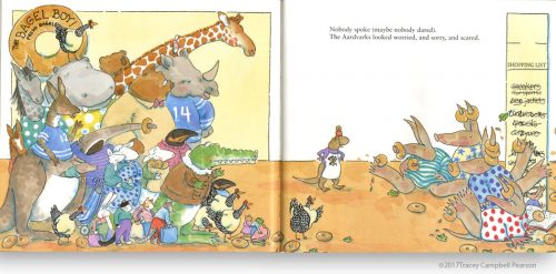 Awful-Aardvarks-Shop-for-School-illustrated-by-Tracey-Campbell-Pearson-interior-spread-4