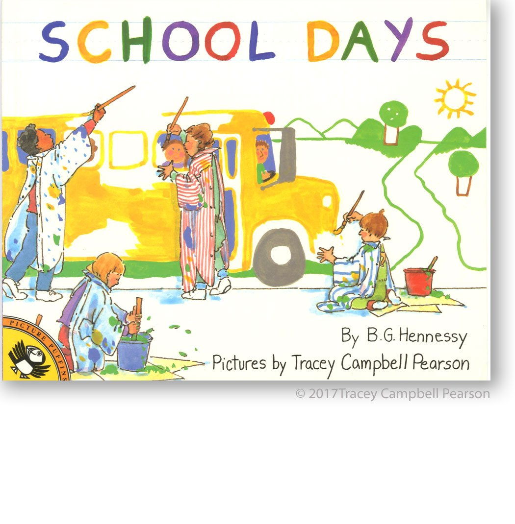 School Days book cover