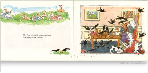 Sing-aSong-of-Sixpence-illustrated-by-Tracey-Campbell-Pearson-interior3