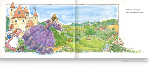 The-Missing-Tarts-illustrated-by-Tracey-Campbell-Pearson-interior-spread