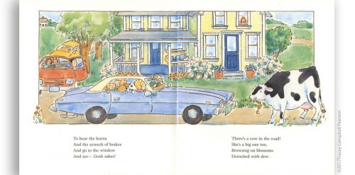 There's-a-Cow-in-the-Road-by-Tracey-Campbell-Pearson-interior-spread-1
