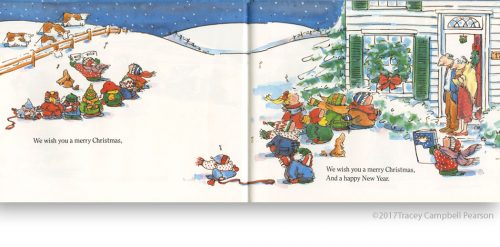 We-Wish-You-a-Merry-Christmas-illustrated-by-Tracey-Campbell-Pearson-interior-spread-2