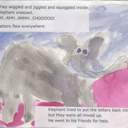 school-visit-kid-art-4-elephant