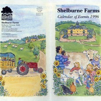Shelburne Farms-A calendar-1996 tracey campbell pearson