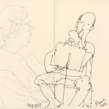Concert sketch-French Horn