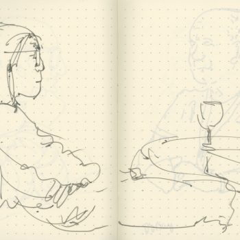 Paris Sketches- d'Orsay