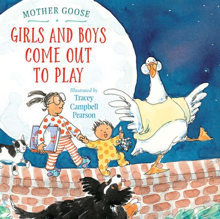 Girls and Boys Come Out To Play book cover