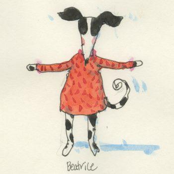 Beatrice-sketch
